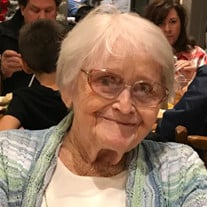 Patricia Joan Kennerly