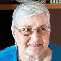 LaVonne Mary Sjogren