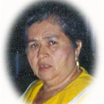 Trinidad De La Cruz Gutierrez