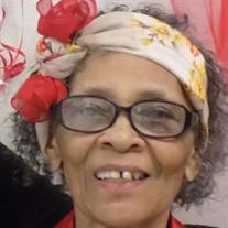 Mrs. Armeda Joyce Lemons
