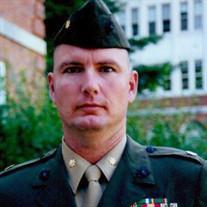 Major Matthew Charles Baugher, USMC, Ret. (Lebanon)