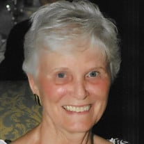 Margaret  Caughman Anderson