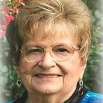 Martha Ann Ashburn Adams