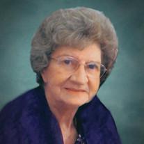 Betty Lou Dutton Morgan
