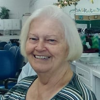 Sally Maybell Leatherwood of Guys, TN