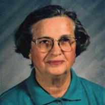 Jennie Marjorie Cross