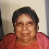 Jesusita Melendrez (Josie) Nunez