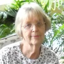 Vera Louise Greenburg