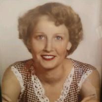 Agnes Marie Conger Graves