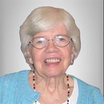 (Mary) Joan Hackman