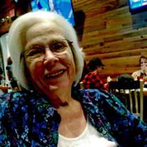 June Elizabeth Matthew Evans