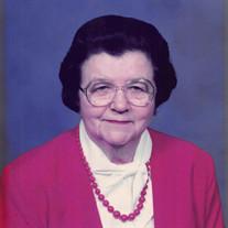 Lucille F. Jones