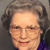 JoAnn Irene Parrish Brooks