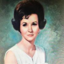 Mrs. Peggy Burke Daniell Ferguson