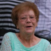 Patricia (Pat) Rhodes Glezen