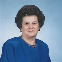 """Mrs. Barbara """"Bobbie"""" Shepherd Rainwater"""