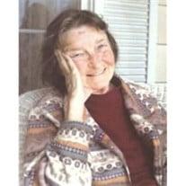 Mrs. Annie Cook Grissom
