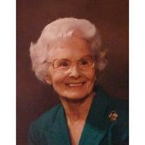 Ethel Justius Puckett