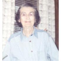Miss Willie Josephine Bennett