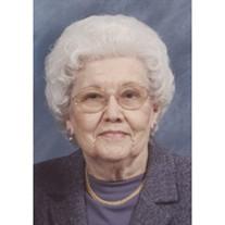 Audrey Humphrey McAlum