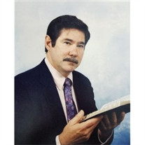 Rev. Allen Ray Ramey
