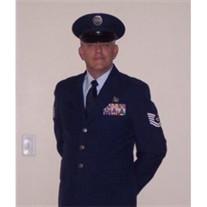 Ret. Tech Sgt. Robert Mark Stewart, U. S. Air Force