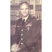 """Lieutenant Colonel Marion Edmond """"Ed"""" Mann, Jr."""