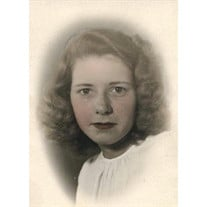 Velma Raye Day Orr