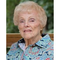 "Mrs. Elizabeth ""Liz"" Hughey Wetherington"