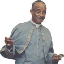 Bishop William Keith Lane