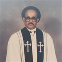 Pastor Eugene Odie Parker