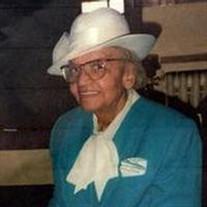 Lillian Mae Davis