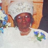 Mother Alberta Brown Franklin