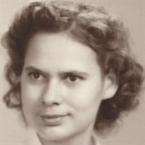 Geraldine Beverly Young