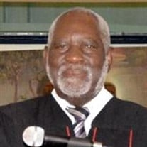 Rev. Robert Deas Sr.