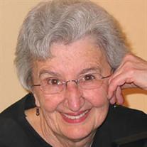 Sr. Annette Covatta SNJM