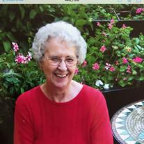Carol Pauline Winefred Schjeldahl