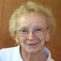 Betty R. Burrows