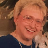 Frances Kelley Strickland