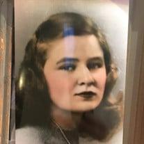 Josephine Molloy Horan