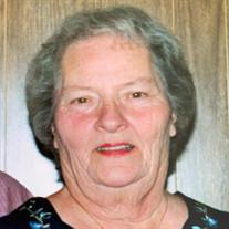 Marjorie Lou  Zissler