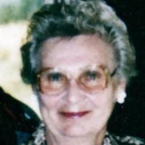 Evelyn Marie (Shirley) Poulsen