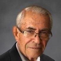 Pastor Luis Manuel Robles