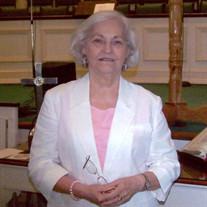 Elizabeth  Bishop Overby