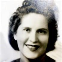 Mrs. Margaret Molly Brandenburg