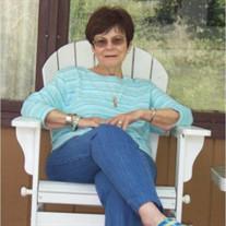 Kay Francis (Clark) Lopinski