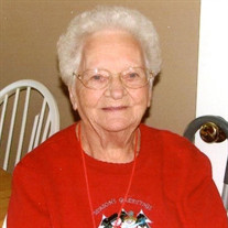 Velma May Pyron Watkins
