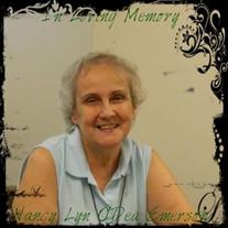 Ms. Nancy L Emerson