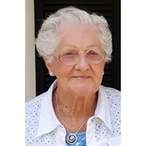 Betty Jo Tanner Orr