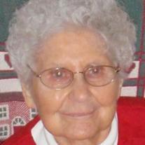 Laura Marjorie Wekkin